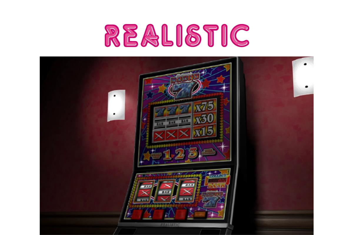 Magic 7 Slot Machine